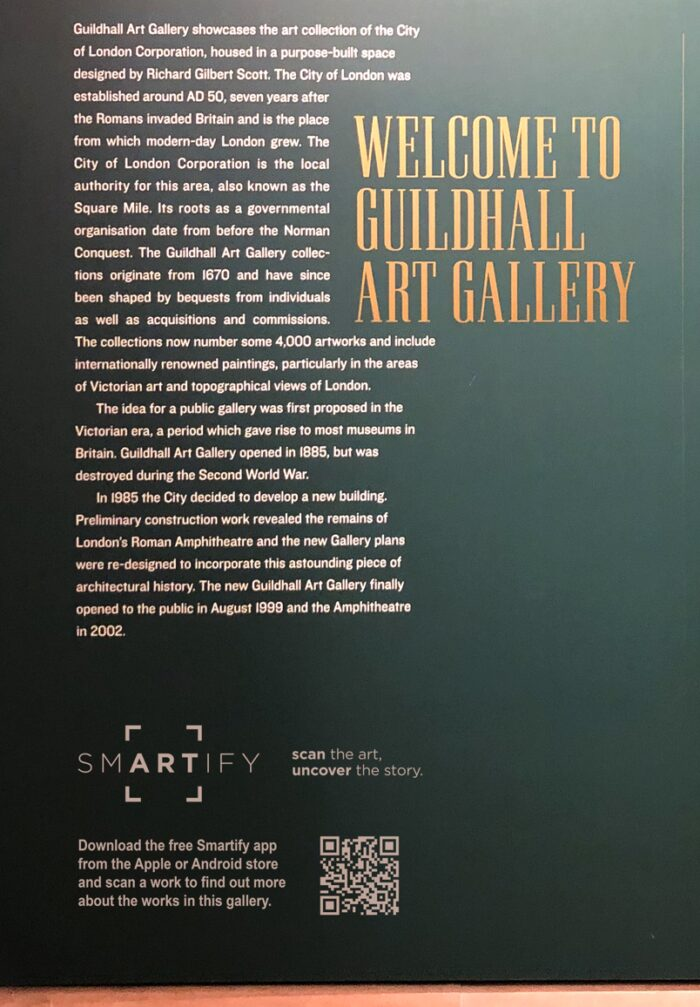 GuildhallArtGallery
