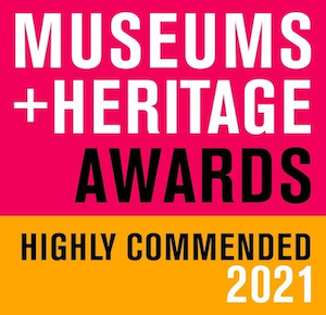 Highly Commended 2021